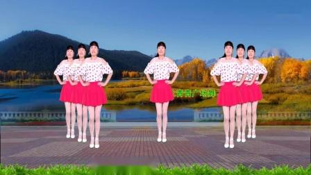 广场舞--又见山里红--河北青青音乐版