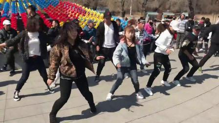 广场舞鬼步舞教学《失恋阵线联盟》跟着老师幽