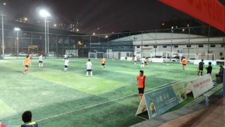 2019-2020虎门新湾社区足球联赛第五轮(振兴VS新桥)2