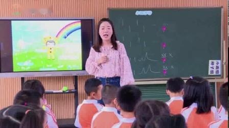 (演唱)小雨沙沙_杨老师(特等奖)_小学_音乐六年级上学期_F19591