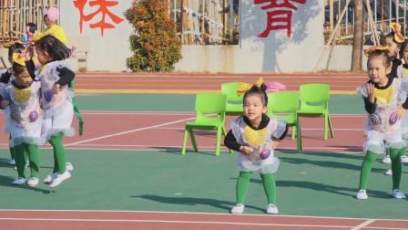 【宝宝吃饭啦】2019年培新幼儿园陈店园第15届大型亲子趣味体育运动会