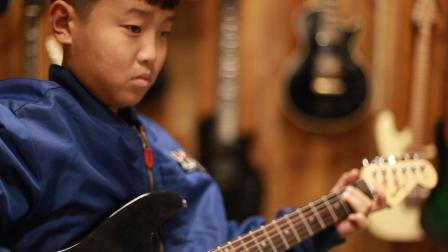 张博深《trenchtown》百冠音乐 王涛吉他工作室