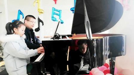 2020肖邦钢琴工作室新年音乐会花絮(7)