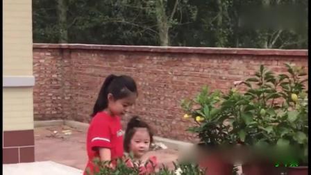 \u0005乡村爱情\u000612的两个小美女赵兰妮 兰娜长大了,很漂亮