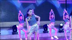 群舞《韩国热舞》——蓝精灵舞蹈培训中心