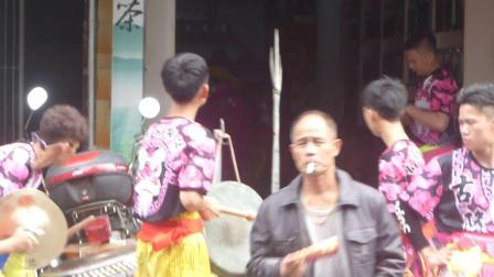 2020大年初一 街拍广海舞狮