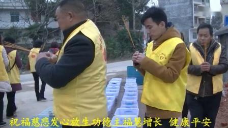 (佛教歌曲)放生歌(佛教音乐)果阳法师_高清