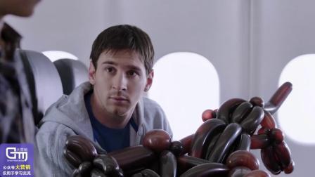 -广告创意故事化Turkish Airlines- Ko*e vs Messi -  Lege