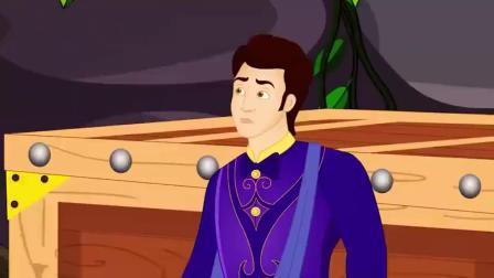 趣味故事:闪耀的公主的故事 _ 睡前故事 _ 儿童童话