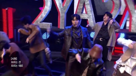 [LIVE] SUPER JUNIOR -  2YA2YAO (200131 音乐银行)