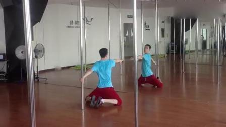 钢管舞教学 苏州钢管舞 苏州舞蹈 魅轩钢管舞视