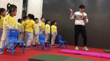 大班 《翻滚的轮子》授课:陈一郎 上海紫竹幼儿