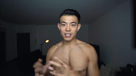 【如何在家练出完美X肌?!】5分钟高效X肌训练(新