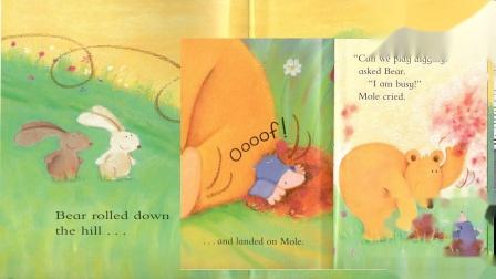 睡前故事/贪玩熊。What *ear likes *est! 适合三年级以下孩子在家长带领下听。
