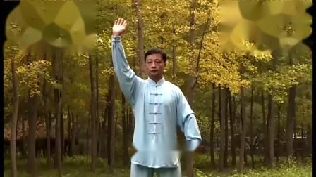 中国国家体育总局认定八段锦,八段锦全国冠军张琦完整口令加长版12分钟_高清_高清
