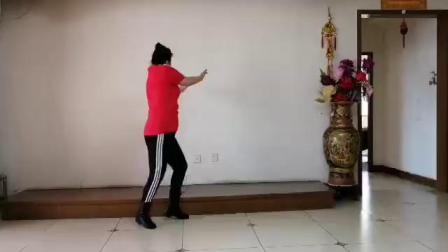 居家健身动起来 | 跟社会体育指导员张英燕跳广场舞《鼠年大吉》
