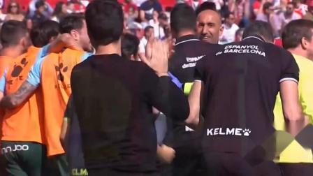 武磊西甲首发破门主帅阿韦拉多是什么反应?全场最佳球员当之无愧