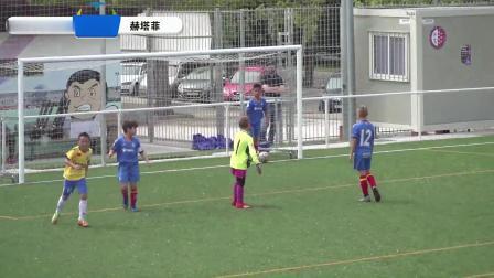 武磊西甲仨进球的对手,这批10岁的中国足球小将都踢过!