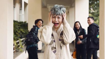 陈翔六点半女子制服飞车贼,只因他抢走自己的素颜照