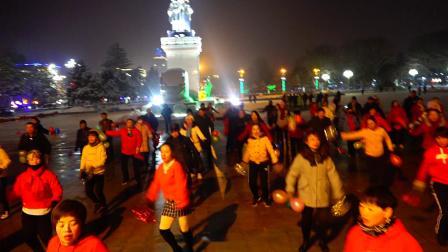 石河子DJ广场舞《不变的音乐》