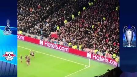 【2020欧冠集锦】蒂莫韦尔纳进球得分|托特纳姆热刺VS莱比锡 0比1