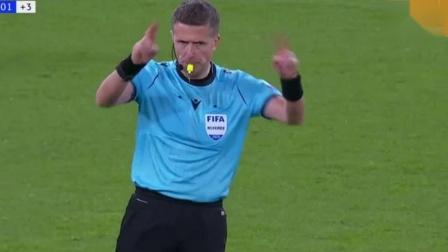 欧冠皇马1-2遭曼城逆转 拉莫斯染红集锦