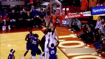 NBA第一臂展怪!看魔术新人班巴NCAA集锦