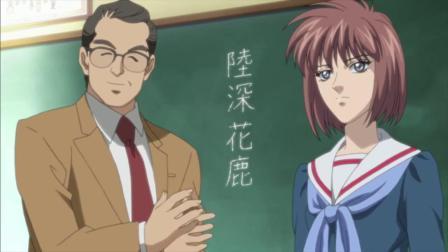 美女天生一副银色瞳孔,到校第一天就成为学校