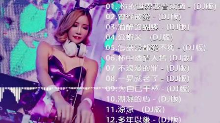 2020年最劲爆的DJ歌曲《中文舞曲》