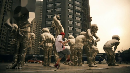 KOD Hip Hop Freestyle in *eijing, China Keep On Dancing YAK FILMS