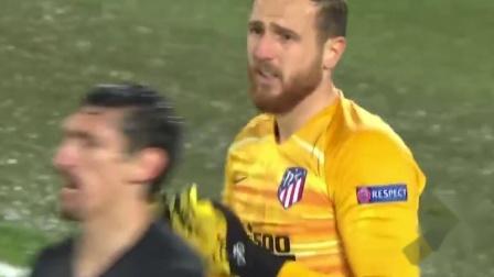 真大腿!奥布拉克欧冠对阵利物浦扑救集锦,一夫当关万夫莫开!