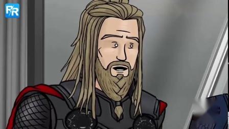 HISHE搞笑动画:复仇者联盟讨论2020奥斯卡最佳影