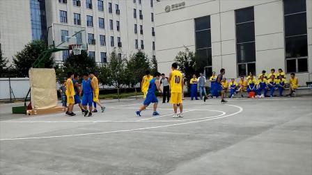 2014年富通篮球赛对阵FSC轩哥集锦