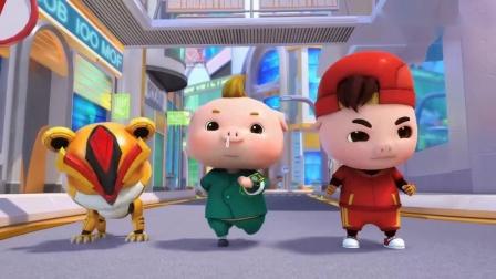 国漫猪猪侠:剧情幽默搞笑,获奖无数.mp4