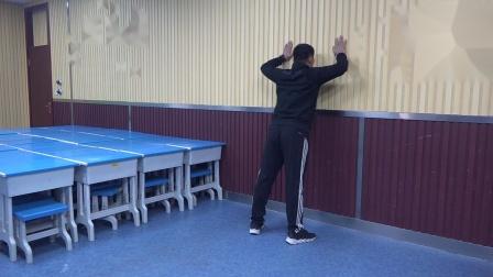 网上课堂2305-胡安营-体育-居家健身2