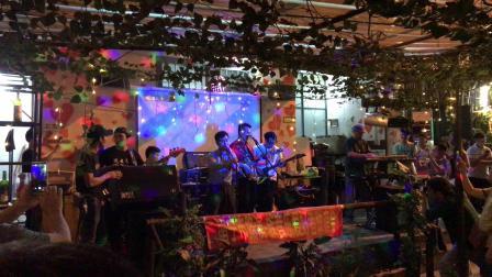 2019年4月30日 南宁摇滚 路演一组大聚会 阿标-午夜都市 原创歌曲