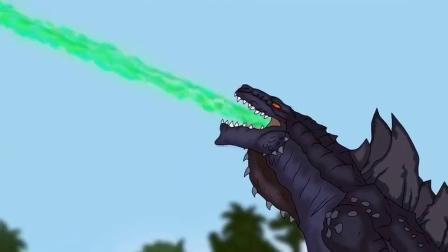 黑色幽默动画,恐龙世界里个个身怀绝技,哥斯