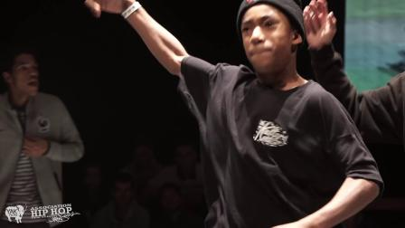 Hip Hop New School 2014 *attle International de Quimper  YAK *REIZH