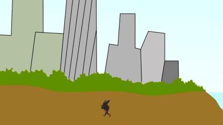 搞笑动画:倒霉的鲨鱼不知天高地厚,这就是嘲