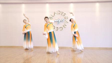 古典舞《放灯行》音乐《山鬼》青岛零基础舞蹈 青岛Lady.S舞蹈