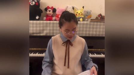 音乐听力四级 渔舟唱晚