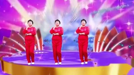 网络神曲广场舞《驴在飞dj》歌词幽默搞笑,舞蹈
