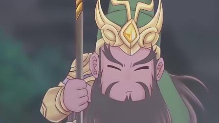 王者荣耀搞笑动画:雌雄双股剑原来是这么来的