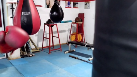 拳击教学从零基础到高手二十三