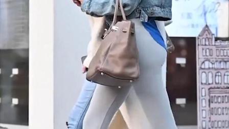 苏 苏苏 苏牛仔裤和健身裤哪个更时尚