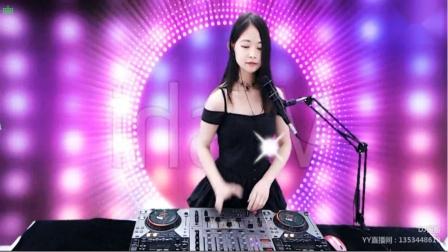 靓妹Dj媛媛2020现场打碟视频全集