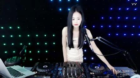 靓女DJ微微2021现场打碟
