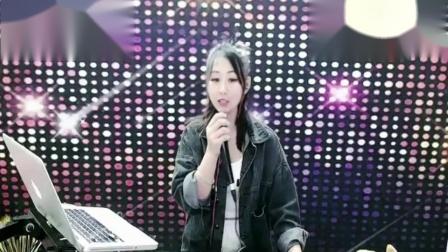 雯雯DJ2019最新现场美女打碟