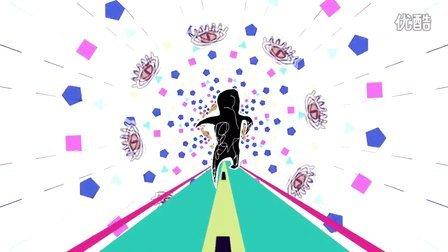 山谷回声电子音乐节动画