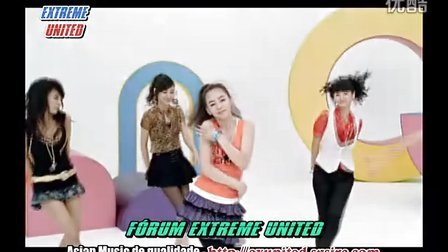 Wonder Girls - Tell Me [Legendado - ExUnited]